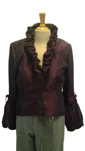 SPECI ROMANCE JACKET PURPLE