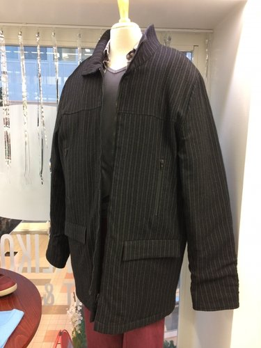 SPECI HILTON COAT STRIPES