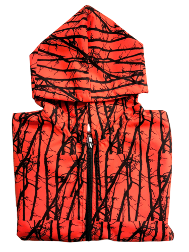 SPECI WIND JACKET ORANGE
