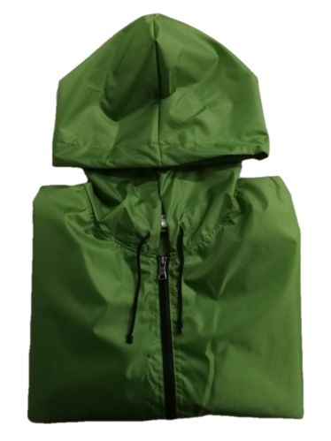 SPECI WIND JACKET GREEN